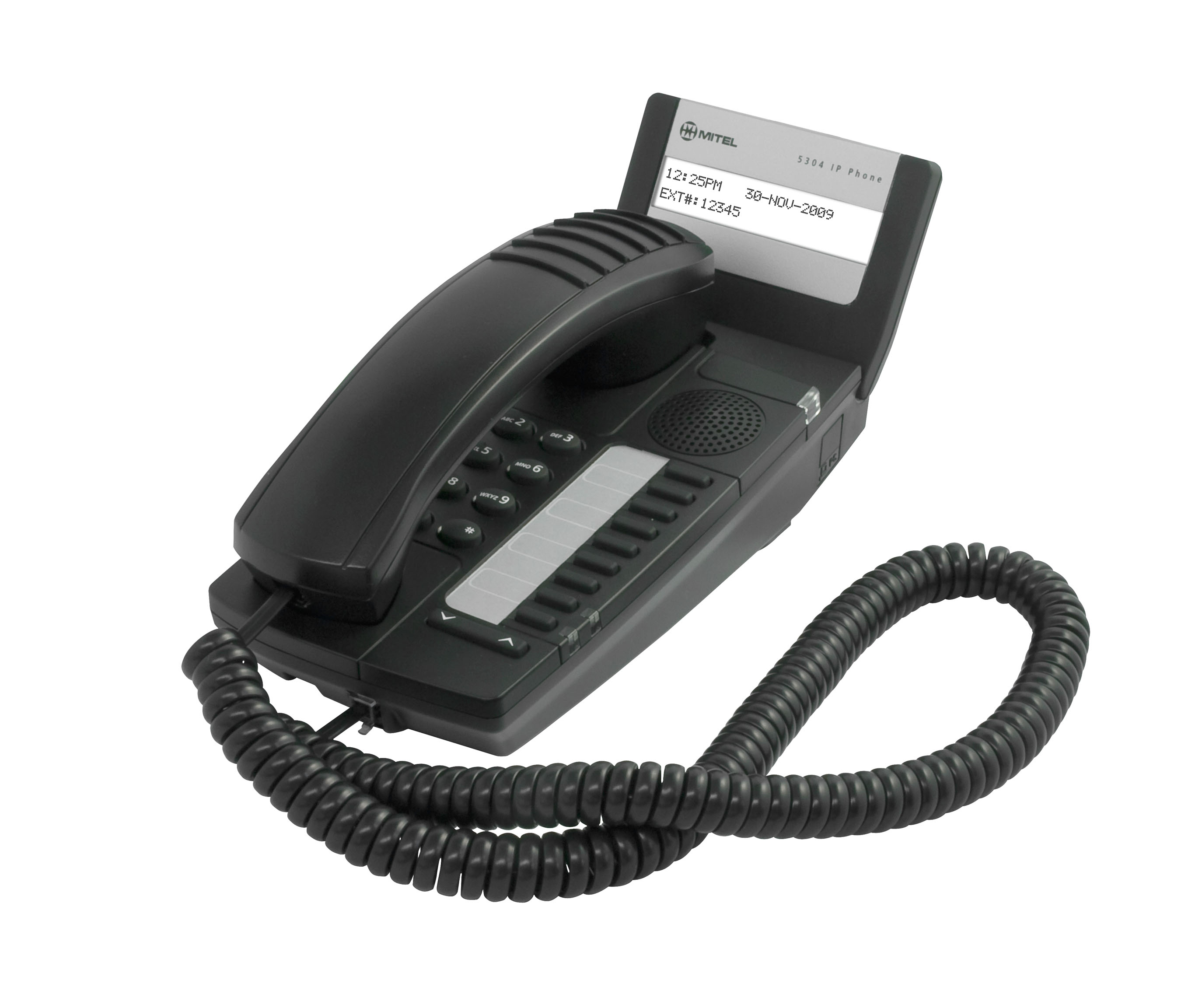 Mitel Model 5304 Utility, Convenience and Courtesy IP Telephone