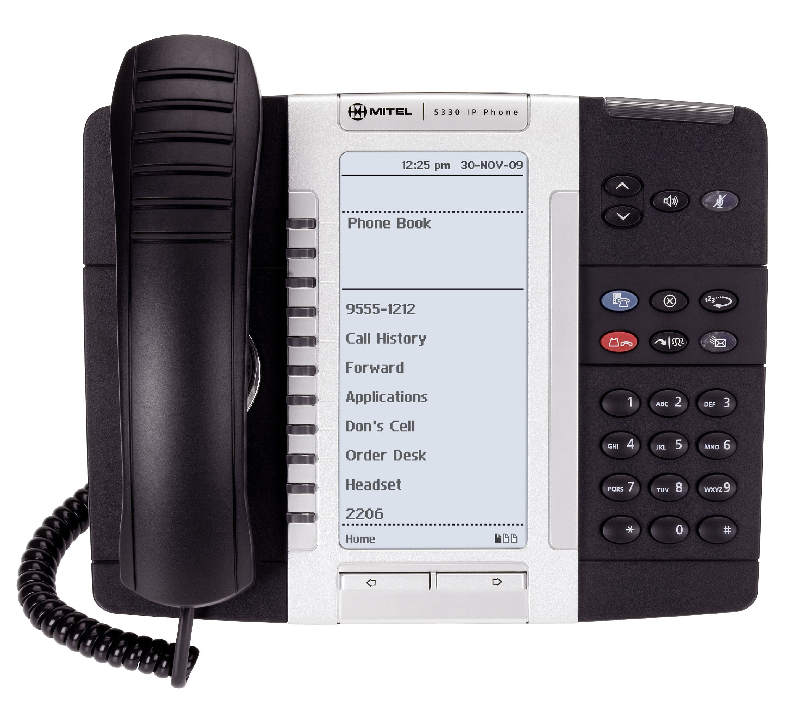 Mitel Model 5330e Executive IP Business Telephone