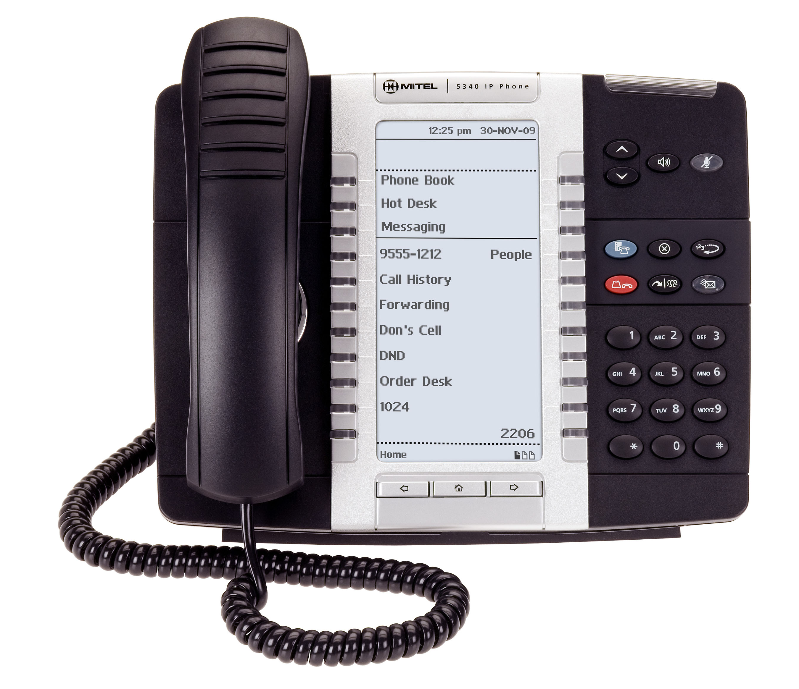 Mitel Model 5340e Executive IP Enterprise Telephone
