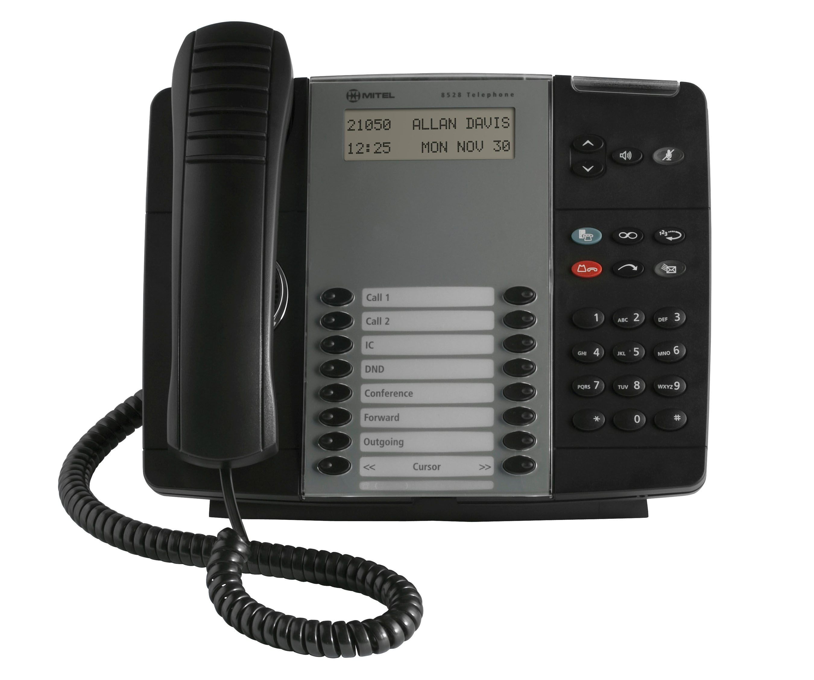 Mitel Model 8528 Digital Value Telephone